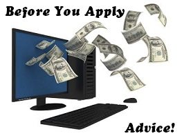 Before Your Apply for Instant Cash Loans