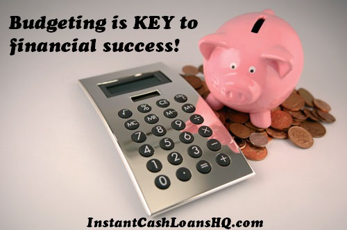 Budgeting is Key to Financial Success